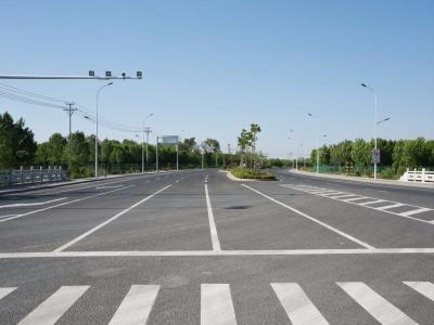 Tianmushan Road Project