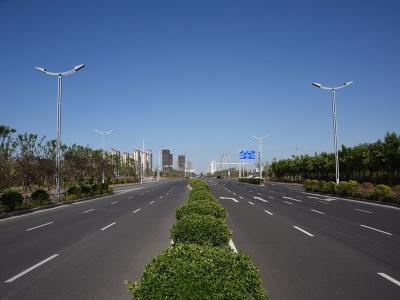 Nanyi Road Project